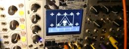Detroit Underground DU-NTSC, un retrofuturista módulo de vídeo analógico para Eurorack