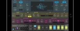 Korg Electribe Wave para iPad, producción musical basada en tabla de ondas
