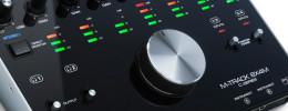 M-Audio M-Track 8X4M, nueva interfaz asequible de 8 entradas