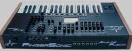 Fingersonic AnalogFusion, sinte analógico y digital en un único teclado