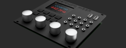 Percussa mSSP, versión micro del módulo de procesamiento digital para Eurorack