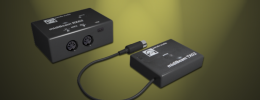 midiBeam v2: transmisión MIDI inalámbrica hasta 250 metros