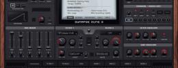 Synapse Audio Dune 3 llega con filtro y arpegiador dobles, osciladores y efectos mejorados