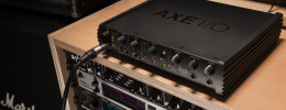 IK Multimedia Axe I/O, nueva interfaz de audio potenciada para guitarras