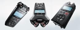 Tascam DR-X, nueva generación de grabadoras de mano