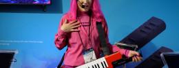 Yamaha Sonogenic SHS-500, un keytar ultraligero