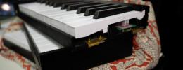 Piano de Voyage, un controlador desmontable de 96 teclas