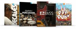 Toontrack celebra 20 años con EZbass y nuevas expansiones de percusión orquestal y baterías
