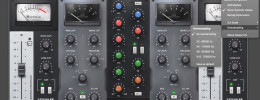 Sonimus Satson Channel Strip, un rack virtual para mezcla modelado de equipo analógico