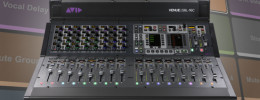 Avid Venue S6L-16C, nueva superficie de control para el sistema de sonido directo S6L