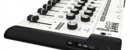 Maker Hart Loop 8, un pequeño mezclador de 8 canales con versatilidad de conexiones