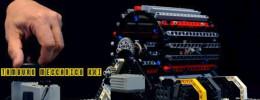 Tamburo Meccanico XXI, una máquina sonora pensada por Da Vinci cobra vida en piezas de Lego