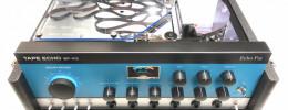 Tape Echo EF-X2, la cinta magnetofónica aún existe