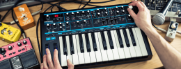 Novation Bass Station II reinventado gracias a Aphex Twin