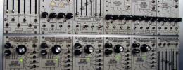 Discrete Synthesizers CMS System, un clon del ARP 2500 para Eurorack