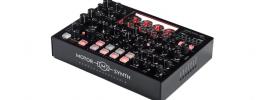 Gamechanger Audio Motor Synth, un sinte con 8 motores eléctricos en vez de osciladores