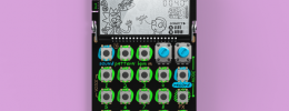 Teenage Engineering Pocket Operator 137, edición especial de Rick & Morty