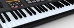 Akai anuncia el teclado controlador MPK61