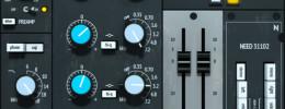 NoiseAsh Need 31102, emulación del previo y ecualizador de la consola Neve 8068