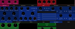 Spectrum Synth, 4 plugins gratis para iOS basados en módulos de Mutable Instruments