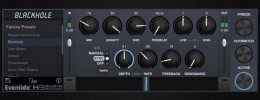 Eventide llega a iOS con Blackhole Reverb, UltraTap Delay y MicroShift