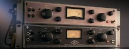 UAD 9.10 llega con dos raros compresores de válvulas y mejoras DSP