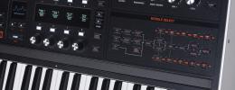 ASM Hydrasynth, un sintetizador digital con aftertouch polifónico