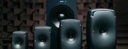 Genelec expande la serie The Ones con dos modelos de monitores y un woofer adaptativo