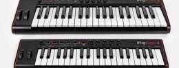 Segunda generación de iRig Keys, los teclados controladores compactos de IK Multimedia