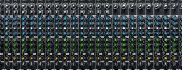 Mackie ProFXv3, 6 mesas de mezcla actualizadas con previos Onyx, interfaz USB y 24 efectos