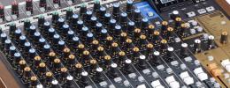 Tascam Model 16, nueva mesa con 16 canales para mezcla, interfaz y grabadora