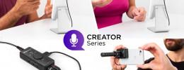IK Multimedia lanza nuevos micros e interfaz iRig para grabación móvil