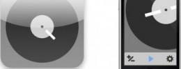 Controlador DJ en el iPhone