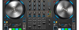 Traktor Kontrol S3 de Native Instruments, nuevo controlador DJ de 4 canales