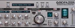 D16 Group Godfazer, 22 efectos y 40 tipos de filtro en un único plugin de modulación