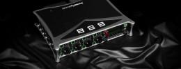 Sound Devices 888 ofrece 16 canales para grabación y mezcla en exteriores