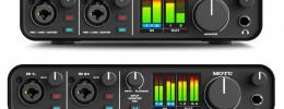 MOTU M2 y M4, dos nuevas interfaces de audio y MIDI por USB
