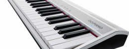 ¿Control por voz en teclados? Roland Go:Piano with Alexa Built-in