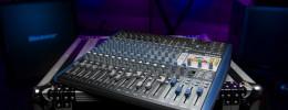 Presonus StudioLive AR16c, AR12c y AR8c, mezcladores todoterreno híbridos con USB C