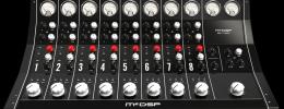 McDSP Moo X, control digital del mezclador analógico de la APB-16
