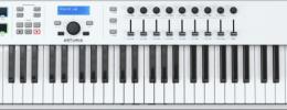 Arturia KeyLab Essential 88, teclado ligero en tamaño piano
