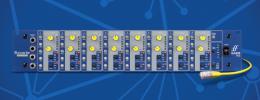 Focusrite ISA 828 MkII, previo de 8 canales expandido con conexión en red