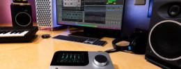 Apogee Symphony Desktop, interfaz compacta 10x14 con procesamiento DSP y emulación de previos