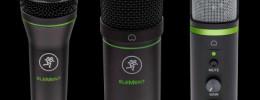 Mackie debuta en el mundo de los micrófonos con la línea EleMent