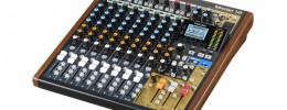 Tascam Model 12, la menor de la familia integra grabadora, mixer, interfaz y controlador