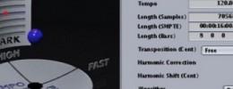 iZotope Radius para Logic Pro 9 y Soundtrack Pro 3