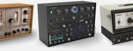 Arturia Rev Plate-140, Rev Spring-636 y Rev Intensity completan la FX Collection