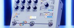 Hologram Electronics Microcosm, un pedal que integra looper y procesamiento granular avanzado