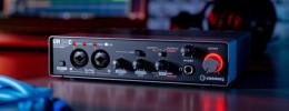 Steinberg UR24C, nueva interfaz compacta para productores y DJs