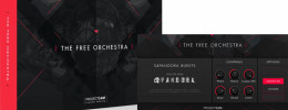 The Free Orchestra de ProjectSam, 1GB de sonidos orquestales gratis